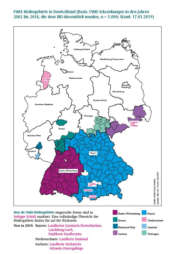 Rki Risikogebiete Deutschland